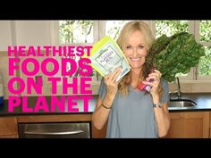 3 Healthiest Foods on the Planet | Greens, beans and flax to stay slim &...