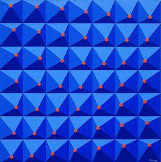 Luiz Sacilotto, C. Op Art, Textile Pattern Design, Quilt Pattern, Art Optical, Concrete Art, Principles Of Design, Grafik Design, Repeating Patterns, Geometric Art