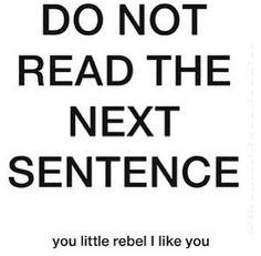 I ❤ rebels