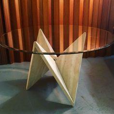 Post Modern Geometric Travertine Dining Table with Glass Top #postmodernism #geometric #geometricdecor #moderndiningroom #moderndiningtable #diningroomtable #travertine #glasstabletop #midcenturymodernfurniture #midcenturymodern #retrodecor #geometricdesign #postmoderndesign #uniquetables #stonetable #travertinestone https://www.etsy.com/listing/294514899/post-modern-geometric-travertine-dining?ref=shop_home_active_5 Reposted Via @offcenterdesign