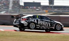 Aussie V8 Supercars bring the action to Austin. Australia's touring cars invade Americas grand prix circuit.