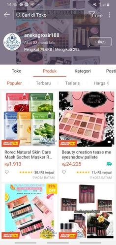 Shopping Websites, Online Shopping Clothes, Face Care, Body Care, Online Shop Baju, Best Online Clothing Stores, Diy Clothes And Shoes, Korean Makeup Look, Hijab Fashion Inspiration