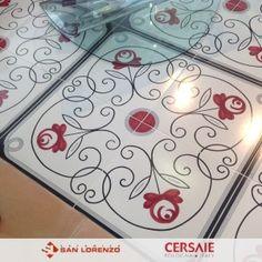 Mosaicos de gran tamaño #Cersaie #Cersaie2015