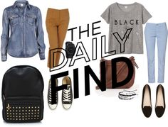"""""""The Daily Find"""" by edelweist ❤ liked on Polyvore"""