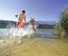 Schwimm- und Badespaß in der Region Klopeiner See - Südkärnten