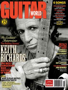 """Keith Richards """"Five String"""" Tele..."""