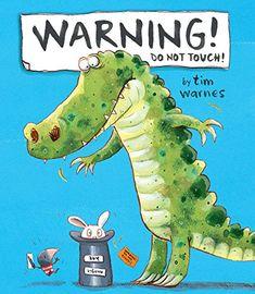 Warning!: Do Not Touch! by Tim Warnes http://www.amazon.com/dp/1680100130/ref=cm_sw_r_pi_dp_cL1kxb0YSJHYY