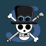 Sabo Jolly Roger by Z-studios.deviantart.com on @deviantART