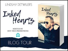 Abibliophobia Anonymous                 Book Reviews: **BLOG TOUR With Giveaway**  Inked Hearts by Linds...