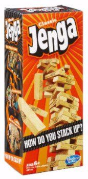 Wooden Towering Blocks - Jenga. Visit us now and ENJOY 10% OFF + FREE SHIPPING on all orders
