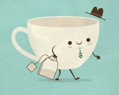 tea p