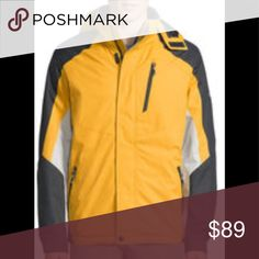 ZeroXposur Insulated Jacket ZeroXposur All-Weather Jacket  Performance ready and designed as the ultimate Fall/Winter insulator, this Jacket provides warmth that can handle any cold weather activity  ThermoCloud synthetic fibers are a high performance insulation that create superior warmth without the weight  New With Tags  Smoke Free Pet Free Home ZeroXposur Jackets & Coats