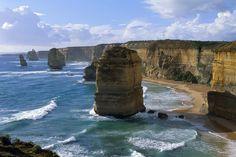 Playa de Los Doce Apóstoles, Australia
