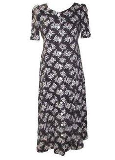 Compra mi artículo en #vinted http://www.vinted.es/ropa-de-mujer/vestidos-largos/310096-vestido-vintage-abotonado-delantero