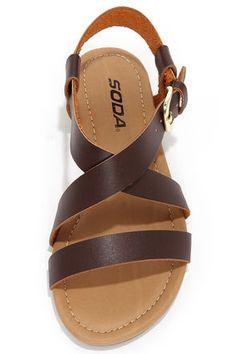 Cute flat sandal for $20!