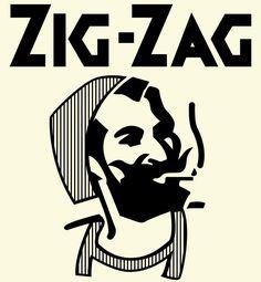 Zig Zag T shirt cool retro 70's hippie reggae Bob Marley Snoop Dre Rasta tee #HnaesAnvil #TShirt
