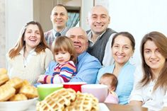 Family Reunion Fun - Ideas for games and activities.