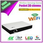 7000Lumens HD 4K 1080P WIFI 3D DLP Android TV Home Theater Projector Cinema HDMI