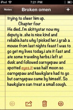 Chapter four part one