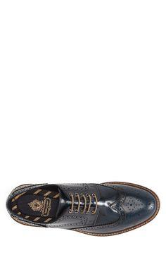 Base London 'Woburn' Leather Wingtip (Men) | Nordstrom