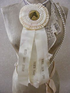 Kansas County Fairs...Horse Prize Ribbons