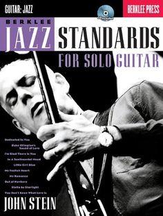 Berklee Jazz Standards for Solo Guitar - Berklee Press Book/CD by John Stein. $17.99. Publication: November 9, 2012. Publisher: Berklee Press; Pap/Com edition (November 9, 2012). Author: John Stein. Save 10%!