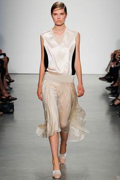 Reed Krakoff Primavera/Verano 2014 Semana de la Moda de Nueva York ….. Reed Krakoff Spring/Summer 2014 New York Fashion Week