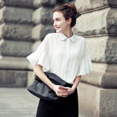 Find More Blouses & Shirts Information about 2017 New Summer Style Women's Shirt Casual Loose Blouse Short Sleeve Elegant Ruffles Blusas Femininas Fashion Women Tops,High Quality blusas femininas,China blouses short sleeves Suppliers, Cheap loose blouse from Quintina on Aliexpress.com