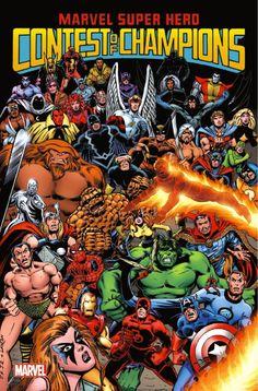 Preview: Marvel Super Heros: Contest of Champions #1, Marvel Super Heros: Contest of Champions #1 Story: Steven Grant & Mark Gruenwald Art: Bill Mantlo Cover: John Romita Publisher: Marvel Pu..., #All-Comic #All-ComicPreviews #BILLMANTLO #Comics #JOHNROMITA #MARKGRUENWALD #Marvel #MarvelSuperHeros:ContestofChampions #previews #StevenGrant
