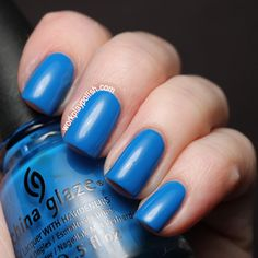 China Glaze Cirque Du Soleil: Hanging in the Balance (work / play / polish)