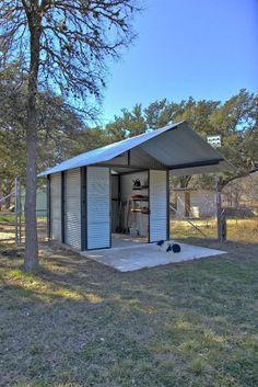 Garden Gateway, Sisterdale, Texas John Grable Architects San Antonio