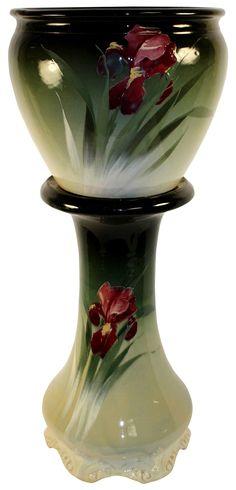 Jardinieres cache pots planters on pinterest - Pots et jardinieres ...
