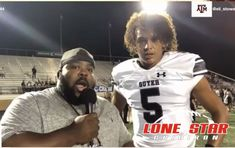 The Top Texas Prospects crew, Matt Davidson and Marc Henry, were on hand to witness Denton Guyer's over Aledo They grab a couple interviews as well. Texas High School Football, Carthage, Story Video, Interview, Cartago