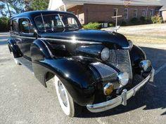 1939 Cadillac  7519F Imperial
