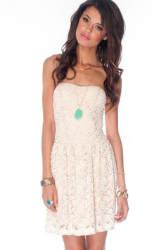 Madeline Laced Dress.  Such a cute dress!