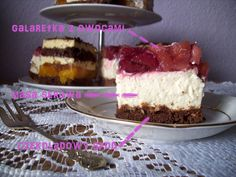 Ciasto Filadelfia – bez pieczenia PRZEPIS