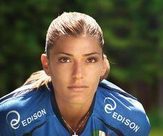 Francesca Piccinini, Italian Volleyball Player.