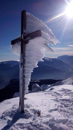 Frozen Cross