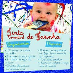 Atividades Para Estimular a Imaginacao 1 - Mamae Tagarela Indoor Activities For Kids, Infant Activities, Montessori Activities, Fun Activities, Kids Art Corner, Baby Play, Baby Kids, Baby Center, Happy Baby
