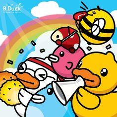 Rubber Duck, Ducks, Cartoon Characters, Pie, Random, Torte, Cake, Fruit Cakes, Pies
