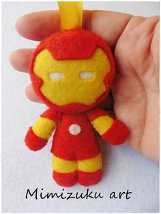 Sewing Toys, Sewing Crafts, Sewing Projects, Hero Crafts, Baby Crafts, Craft Gifts, Diy Gifts, Homemade Kids Toys, Felt Bookmark