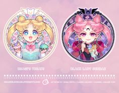 Sailor Moon Sweeties by Channel-Square.deviantart.com on @DeviantArt