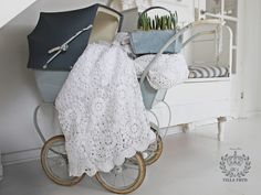 Shabby and Charming: Nordic and Shabby Style to a beautiful house in Denmark