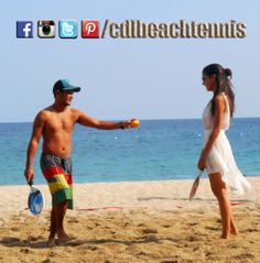 Sharing is normal in beach tennis.  #cdlentertainment #cdlbeachtennis #beach #beachtennis #philippinebeachtennis #philippines #fady #tobys #funinthesand #summer #sun #sand #sports #itsmorefuninthephilippines #happiness #olympicbeachtennis