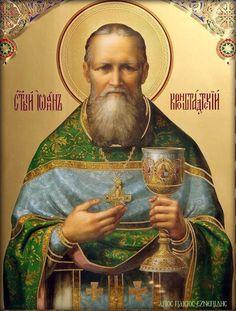 St. John of Kronstadt tokandylaki.blogspot.com