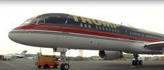 Vídeo: Conheça o interior do 757 de Donald Trump