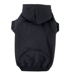 """$17.24-$24.99 Xx-large Dog Hoodie in Black. Sweat Shirt Fits Dogs 75 - 90 Lbs - 100% cotton dog hoodies can be worn all year 'round. Ready for your own art work.  Fits dogs 75 - 90 lbs.  Chest 34"""" - 40""""  Great for Rotties, German Shepherds, Doberman Pinschers etc. http://www.amazon.com/dp/B001MUI298/?tag=pin2pet-20"""