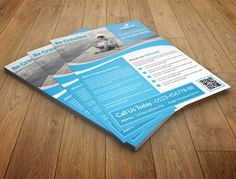 Corporate Flyer by Template Shop on Creative Market