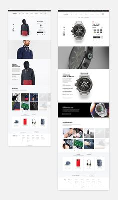 Nixon, the premium lifestyle and accessories brand engaged us as one of their brand strategy and design partners to help them elevate their digital presence. Since the formation of our partnership, we've helped them establish digital design standards as w…