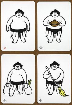 おはぎやまポストカード